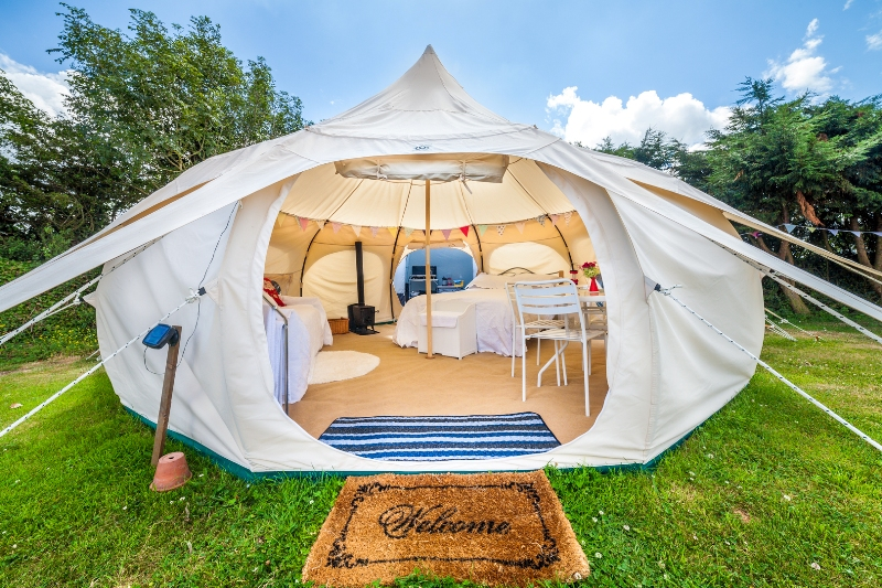 Caravan, Camping and Motorhome Show the organisers of The Glamping ...