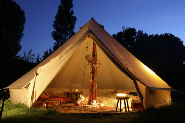 The Glamping Show