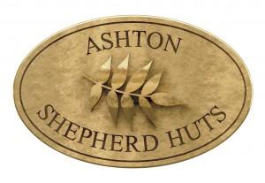 ashton shepherd huts logo