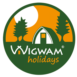 Wigwam Holidays Logo The Glamping Show 2015