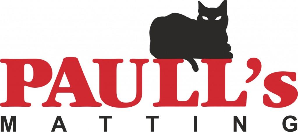 Logo Paulls Matting