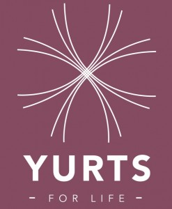 Yurts For Life Logo
