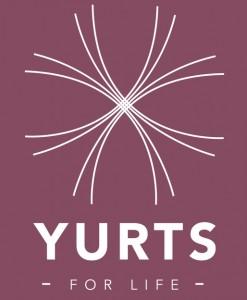Yurts For Life Logo