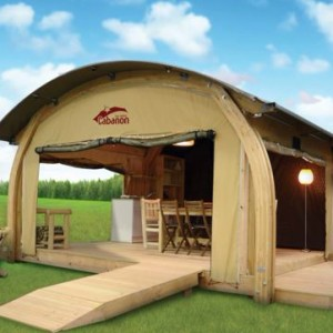 Cabanon; Innovative Tent Design & Cabanon; Innovative Tent Design - The Glamping Show