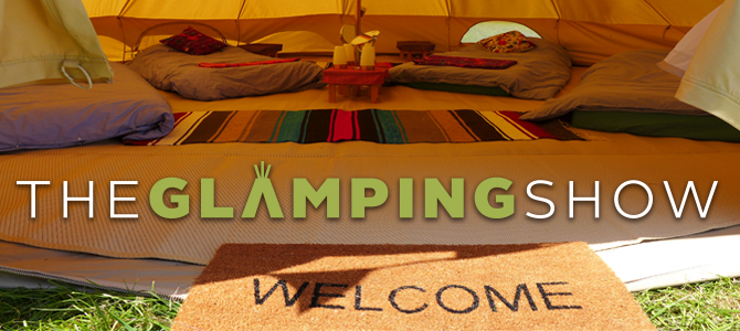 Stay With Us @ The Glamping Show